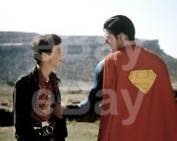 Superman The Movie (1978) Marc McClure, Christopher Reeve 10x8 Photo