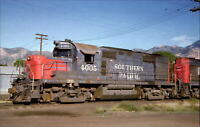 Bloody Nose ALCO RS 32's Southern Pacific 4005 train ~ 1970s