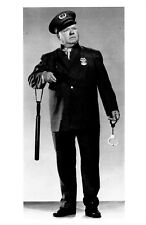 W.C.Fields - Cop with nightstick & handcuffs. Photo post card) New; out of print
