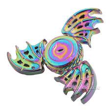 Rainbow Game of Thrones Hand Spinner Fidget Finger Toy Metal Anti Stress Dragon