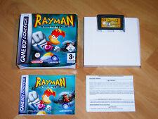 Rayman: Die Rache der Hoodlums Nintendo Game Boy Advance OVP Top Jump N Run Game