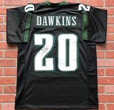 Brian Dawkins autographed signed jersey NFL Philadelphia Eagles JSA Pro Bowl