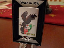 OEF OPERATION ENDURING FREEDOM CAMP PHOENIX AFGHANISTAN  ZIPPO LIGHTER MINT 2010