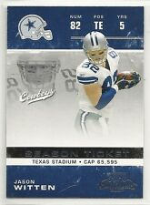 2007 Playoff Contenders Football - #29 - Jason Witten - Dallas Cowboys