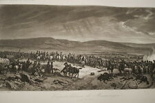 NAPOLEON CAPITULATION DE MEMMINGEN  GRAVURE 1838 VERSAILLES R1088 IN FOLIO