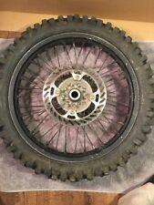 2004 Kx250f Rear Wheel