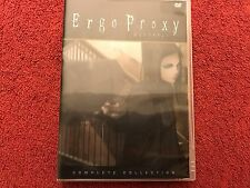 Ergo Proxy Complete Collection DVD Series Anime