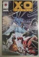 X-O Manowar, Vol 1, #15 - (Valiant, April 1993)