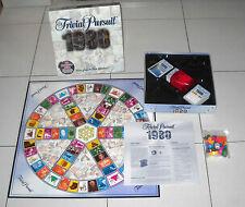 TRIVIAL PURSUIT 1980 Nos Années Edition speciale EDIZIONE FRANCESE