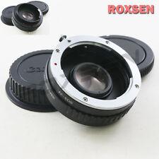 Af confirmer sony alpha minolta af une lentille pour Canon EOS EF Adaptateur 60D 7D 600D 550D