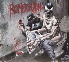Romborama [Digipak] by The Bloody Beetroots (CD, Aug-2009, Dim Mak) (REF 19)