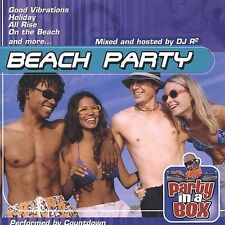 DJ R2 - PARTY IN A BOX: BEACH PARTY NEW CD