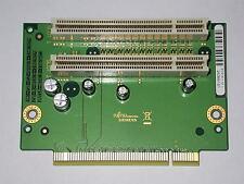 FSC PCI Riser Card PCB E318-A10 GS2 C26361-E318-W100 W26361-E318-X-01