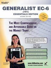 TExES Generalist EC-6 (191) Essentials Edition Teacher Certification Study...