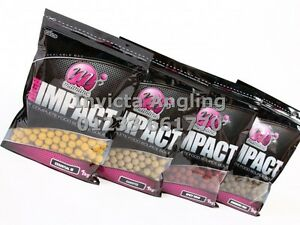 Mainline Baits High Impact Boilie Range 1kg Bag - All Flavours Available