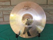 "Zildjian K Custom 14"" Sessions HH bottom only.  952 grams."