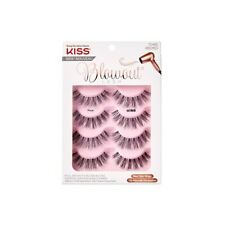 Kiss Blowout False Lashes Multipack - Pixie
