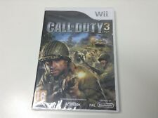 CALL OF DUTY 3 . Pal España... Envio Certificado ... Paypal