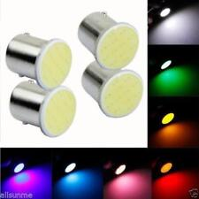 4 x 1156. BA.15S 382 P21W 5W COB LED Car T  Lamp Bulb -- ( white )