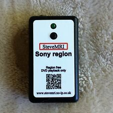 Sony DVD / Blu-Ray Multi-region hack remote. Boxed