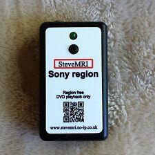 Sony DVD / Blu-Ray Multi-region hack remote. Boxed
