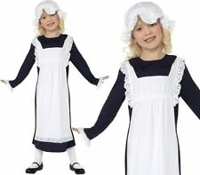Smiffys Complete Outfit Victorian Costumes for Girls