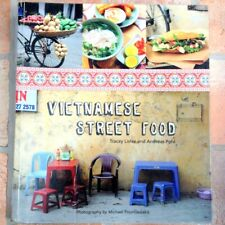 Vietnamese Street Food - Rice Paper Roll Recipes Book- Tracey Lister