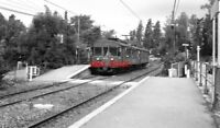 PHOTO  1993 NORWAY OSLO TRAM RIS TRAM NO 602