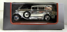 Atlas 1/43 Scale Isotta Fraschini 08 Chrome plated with wood display Diecast Car