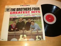 9/3R The Brothers Four - Greatest Hits / Plattenlabel klein siehe Foto