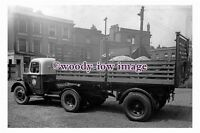 pu0970 - Great Western Railway Bedford Articulated Lorry - photograph 6x4
