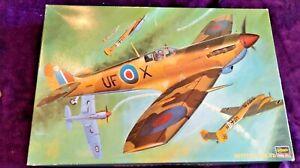 Hasegawa 1:32 Spitfire Mk.VB Fighter Model Kit #ST2 08052 5b MkVb *SEALED BAG*