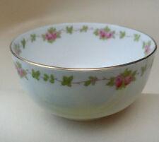 Crown Derby Finger Bowl 'Garland of Flowers' Design 8616 Pattern