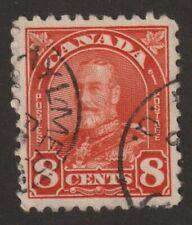 """CANADA 1930 #172 King George V """"Arch / Leaf"""" Issue - VF Used"""