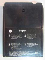 FOGHAT S/T SELF TITLED VINTAGE 1972 8 TRACK TAPE CARTRIDGE BEA M8 2077 RARE OOP