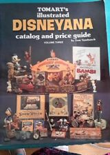 Tomart's Illustrated Disneyana Catalog And Price Guide Vol.3 TP/1985 Tumbusch