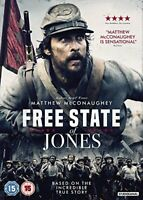 Free State Of Jones [DVD] [2016] [DVD][Region 2]
