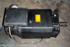 Fanuc AC Spindle Motor Model 12_A06B-1012-B100 #0100_A06B1012B100_4 Pole_3 Phase