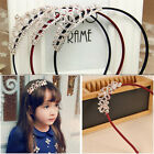 Cute Girls baby Hair Accessories Princess Tiaras Crowns Butterflies Headbands