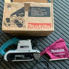 """Makita Belt Sander 9403 / 2 Electric 240V 4"""" Inch Belt 1200W-read description-"""