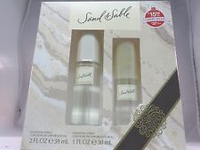 SAND & SABLE COLOGNE GIFT SET - 2.0 OZ& 1.0 OZ. - NEW IN BOX