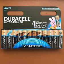 Duracell MX1500B12ULTRA AA Alkaline Batteries - 12 Pack