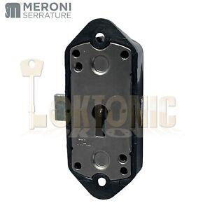 Meroni M93NE Dead Lock Cabinet Office Furniture Locker Cupboard Locks