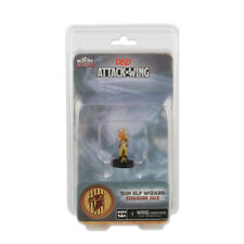 D&D Attack Wing SUN ELF WIZARD Dungeons & Dragons RPG Pathfinder DDM DND Minis