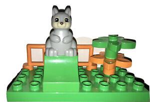 Lego duplo : lot Animal  Zoo Écureuil lego duplo