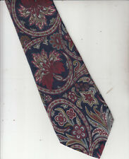 Lanvin-Authentic-100% Silk Tie-Made In Italy-La37- Men's Tie