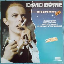 DAVID BOWIE - IMPACT PROGRAMME PLUS - VERY RARE FRENCH LP VINYL DECCA 820 193-1