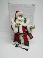 Possible Dreams, O Christmas TREE (Dept. 56, 4022070) Musical, Santa (2011)