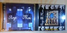 BOYZ II MEN 2 CDs #1 Cooleyhighharmony 1991 & #3 Boyz II Men II 1994 Motown