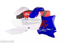 Kit plastiques Polisport  Couleur Origine YAMAHA  YZ125 YZ250 Année 2006-2014